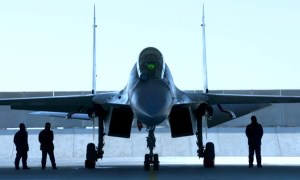China Releases Promotional Video of J-16 Fighter