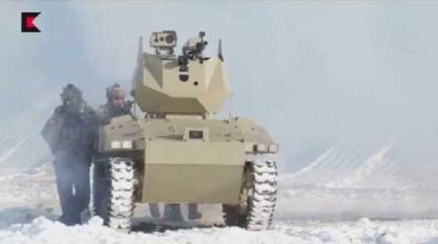 New Kalashnikov vehicles, gears and weapons