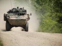 GDLS LAV 6.0 Armored Personnel Carrier