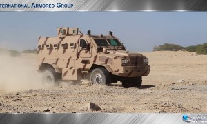 International Armored Group RILA MRAP