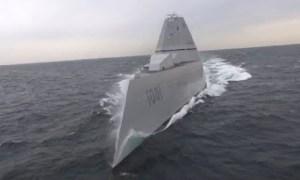 USS Michael Monsoor (DDG 1001) Completes Acceptance Trials