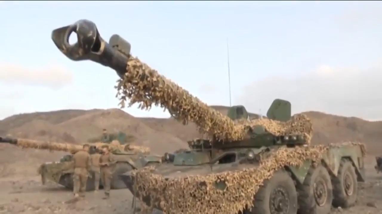 French Army AMX 10 RCR