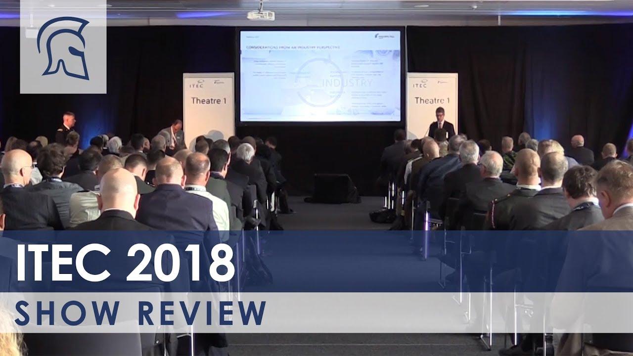ITEC 2018 Show Review
