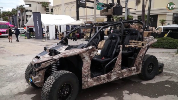 SOFIC 2018 Day 2 - Special Operations Forces Industry Exhibition Tampa United States