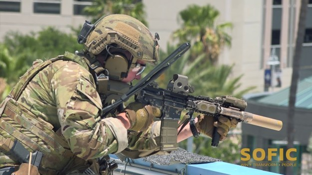 SOFIC 2018 Special Operations Capabilities Demonstration