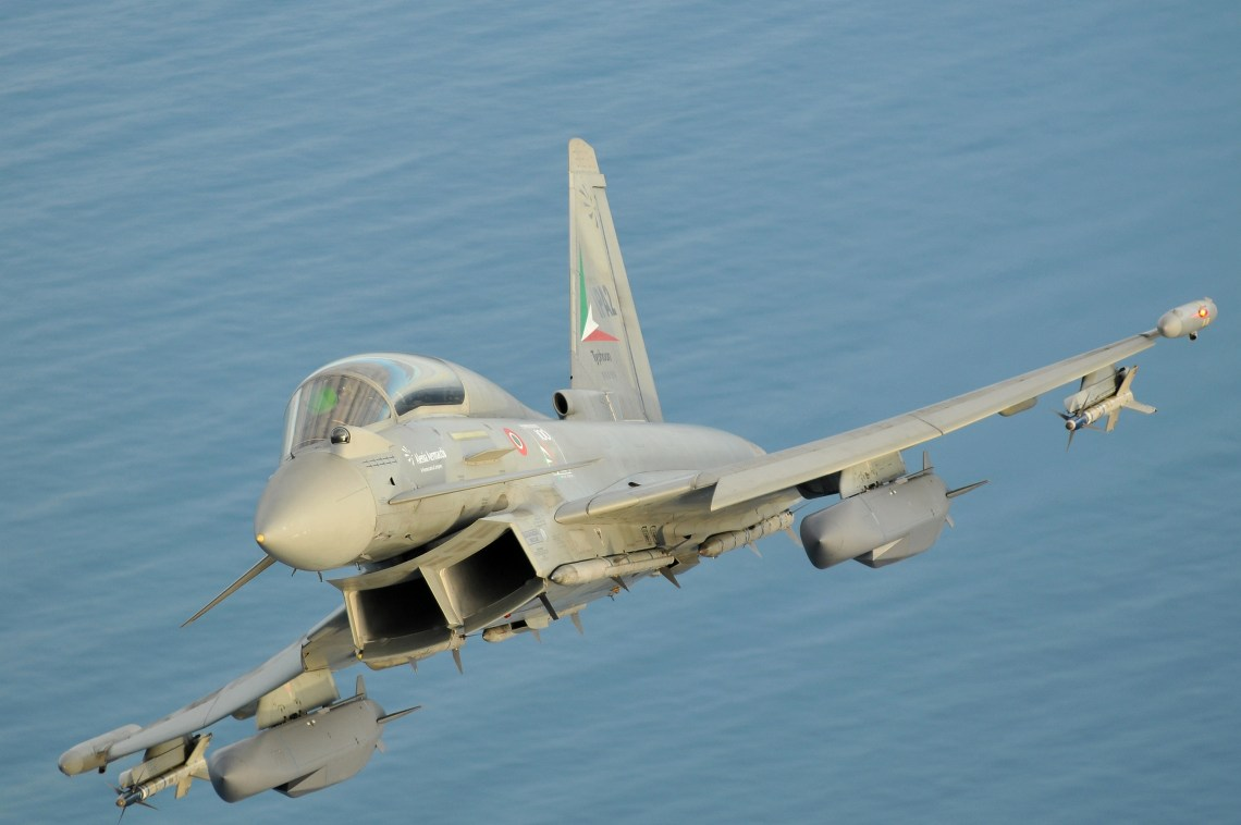 The Storm Shadow, already in service with the Italian Air Force and Royal Air Force Tornados, is a conventionally armed, stealthy, long-range stand-off precision weapon designed to neutralise high value targets.