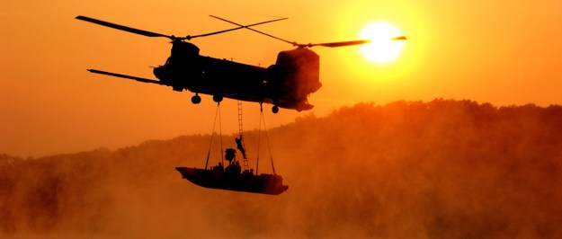 Act of Valor - SWCC Boat Insertion
