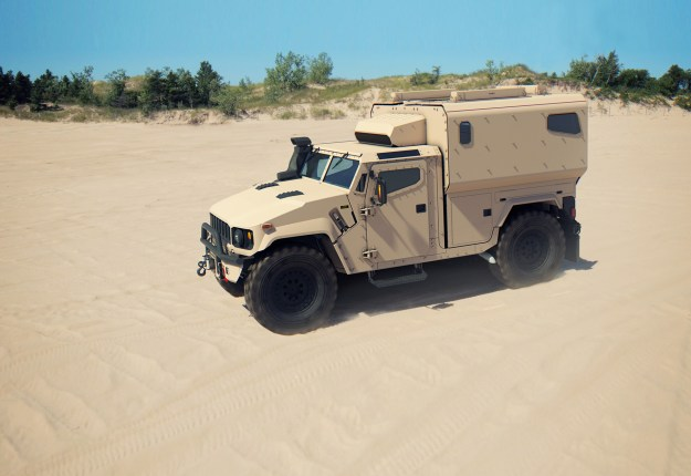 AM General Multi-Purpose Truck (MPT)