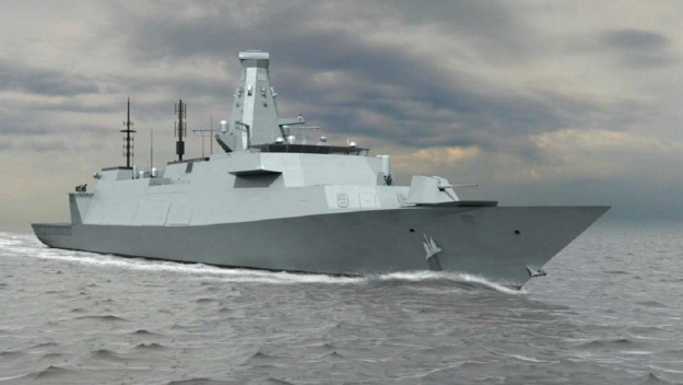 BAE Systems selected to deliver Australian Navy SEA 5000 Future Frigates