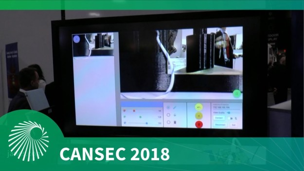 CANSEC 2018: Boeing's Virtual Reality Training systems