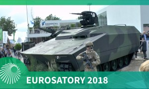 Eurosatory 2018: Lynx KF41 Command variant – debut and unveiling