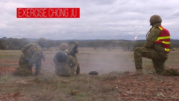 Exercise Chong Ju 2018