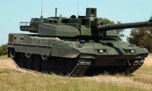 KNDS EMBT (European Main Battle Tank)