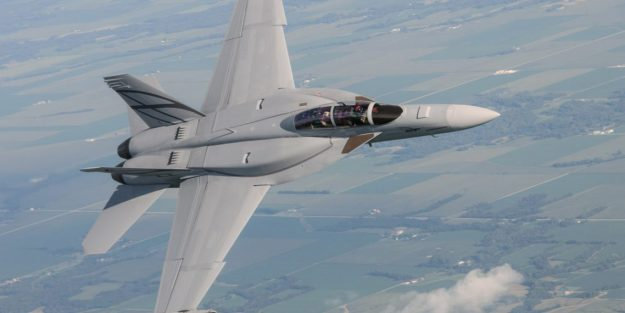 Kuwait Air Force receive F/A-18 Super Hornet