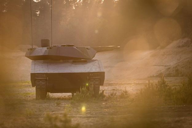 Rheinmetall unveils the Lynx KF41 next generation combat vehicle