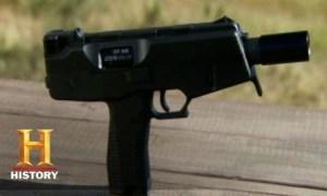 Top Shot - Steyr SPP semi-automatic handgun