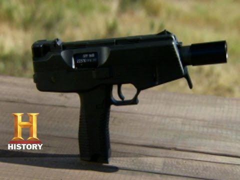 Top Shot - Steyr SPP semi-automatic  handgun