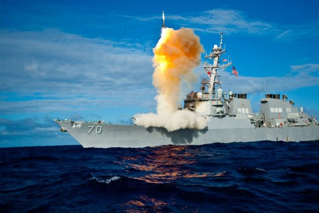 US approves 5 Aegis naval weapons systems sale to Spain