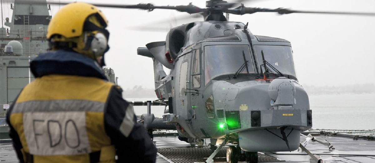 AgustaWestland AW159 Multi-mission Maritime Helicopter