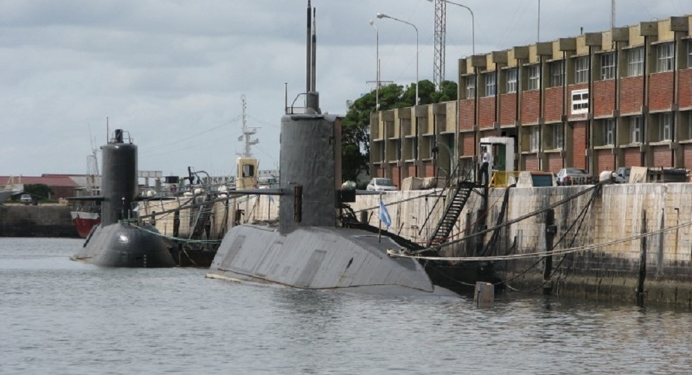 Argentine Navy considers restarting TR-1700 nuclear submarine project