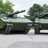 ASCOD MMBT Medium Main Battle Tank