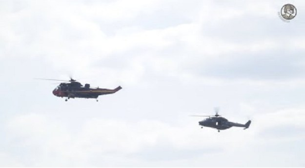 Belgium National Day 2018: Air Component Flypast Rehearsal