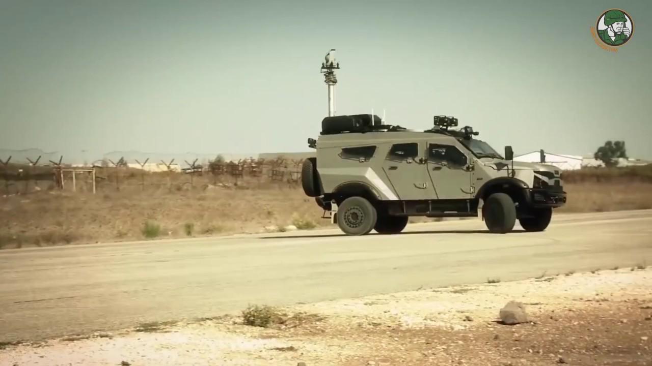 Eurosatory 2018 Plasan Sandcat 4 GEN Hyrax Yagu KMW Boxer Dingo 2 Leopard 2A7 MBT amphibious armored