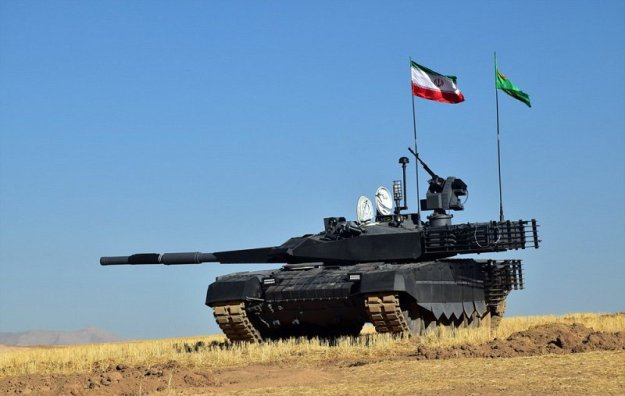 Iran's armed forces to purchase 800 Karrar main battle tanks