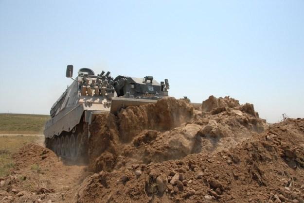 Kodiak Armored Engineer Vehicle 3