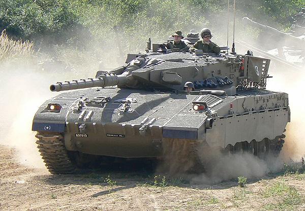 LAHAT Laser Homing Anti-Tank