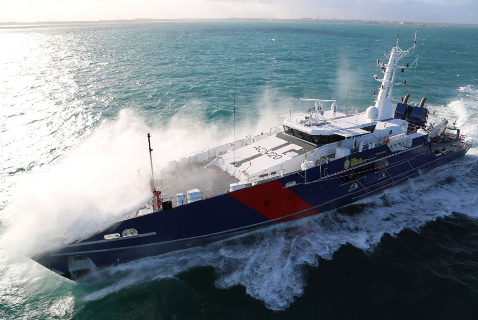 Austal set for Philippine Navy Offshore Patrol Vessels
