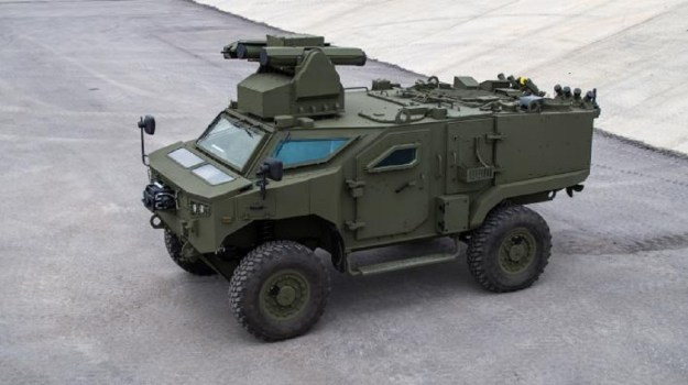 FNSS Pars 4×4 Anti-tank Vehicle (ATV)