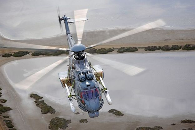 Brazilian Navy H225M Naval Combat Helicopter