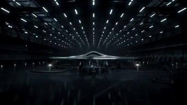 Northrop Grumman Hangar TV Commercial