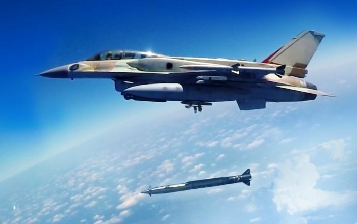 Rampage Supersonic Air to Ground Missile