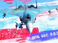 The Ministry of Defence of the Russian Federation – Air Force Day