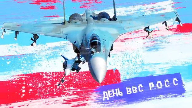 The Ministry of Defence of the Russian Federation - Air Force Day