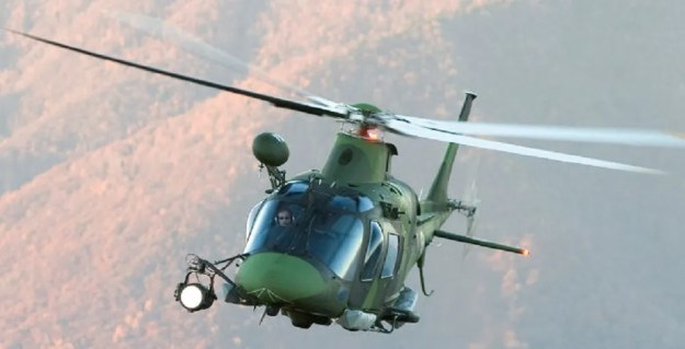 AW109LUH Utility Helicopter