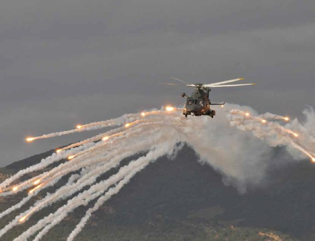 AW139M Medium-lift Military Helicopter