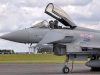 BAE Secures Sale of 24 Typhoon to Qatar