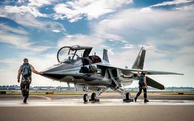 Boeing T-X Advanced Training Aircraft