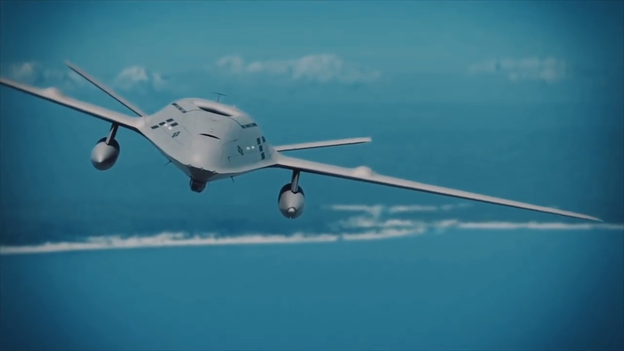 Boeing's MQ-25 Carrier-based Unmanned Aerial Refuelers