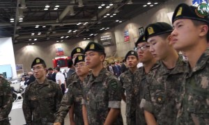 DX Korea 2018: Foreign Exhibitors and armoured vehicules by Daeji and KIA