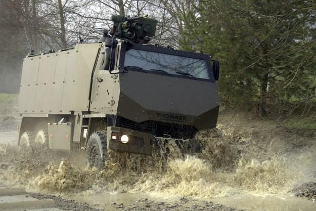 GDELS Duro Multi-purpose Military Transport Vehicles