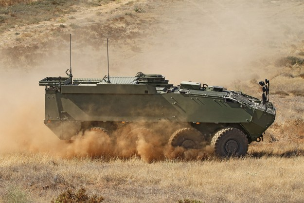 GDELS Piranha Armoured Fighting Vehicles