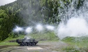 GDELS Piranha Armoured Fighting Vehicles