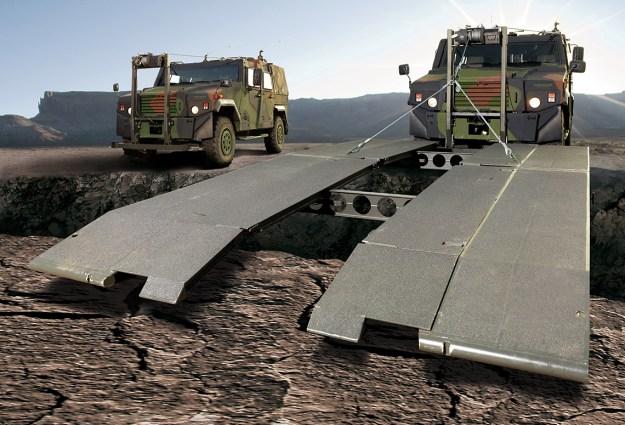 Medium Trackway Bridge