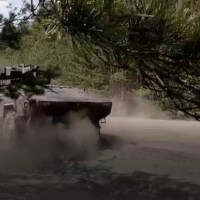 Australia Awards Boxer 8X8 Combat Reconnaissance Vehicles Driver Simulator Contract