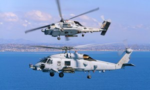 Sikorsky MH-60R Seahawk Maritime Helicopter