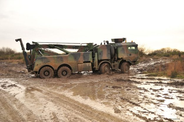 Sofram PPLD HeavyRecovery Truck